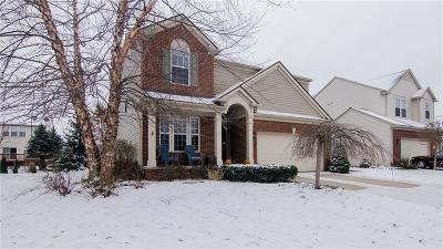 Chelsea Single Family Home For Sale: 416 Chantilly Ln