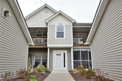 Washtenaw County Condo/Townhouse For Sale: 1533 Weatherstone Dr