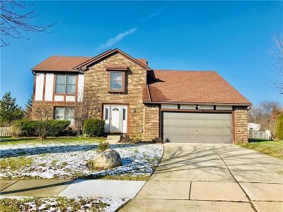 Ann Arbor Single Family Home For Sale: 2529 Mallard Crt