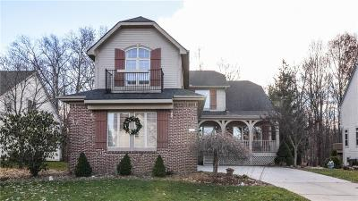 Ann Arbor Single Family Home For Sale: 5589 Villa France Ave