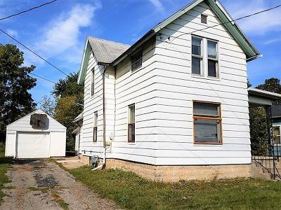 Lenawee County Single Family Home For Sale: 614 James Street
