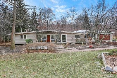 Farmington Hill Single Family Home For Sale: 36150 Paddleford Rd