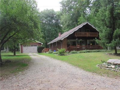 Single Family Home For Sale: 5175 Woodlane Rd