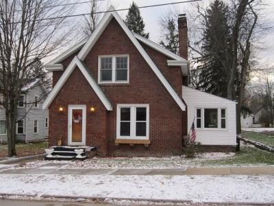 Lenawee County Single Family Home For Sale: 123 Seward Street