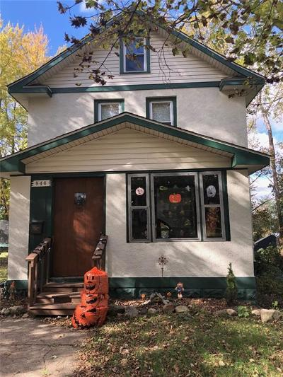 Jackson Single Family Home For Sale: 846 Whitney St