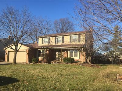 Northville Single Family Home For Sale: 21983 Bedford Dr