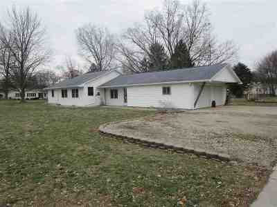 Lenawee County Single Family Home For Sale: 4223 Occidental Highway