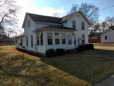 Lenawee County Single Family Home For Sale: 312 W Kilbuck Street