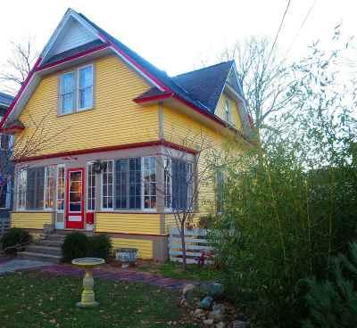 Lenawee County Single Family Home For Sale: 203 S Oneida Street