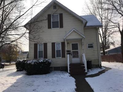 Jackson Single Family Home For Sale: 1815 E Ganson St