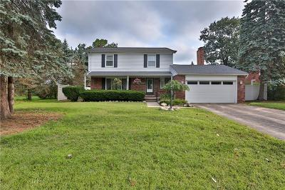 Single Family Home For Sale: 48500 Ormond Dr