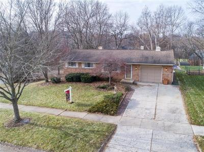 Milford Single Family Home For Sale: 996 Byron Dr