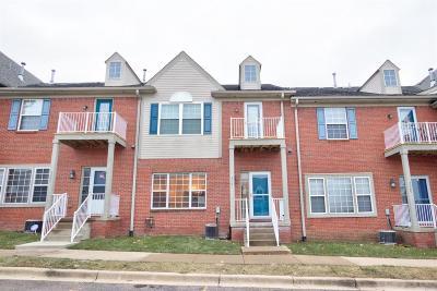 Ann Arbor Condo/Townhouse For Sale: 3061 Cloverly Ct
