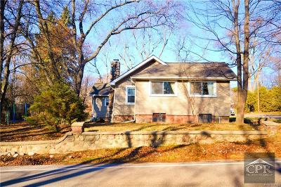 Wixom Single Family Home For Sale: 2752 Loon Lake Rd