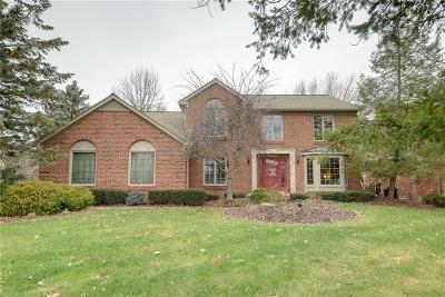 Farmington Hill Single Family Home For Sale: 21155 Parklane St