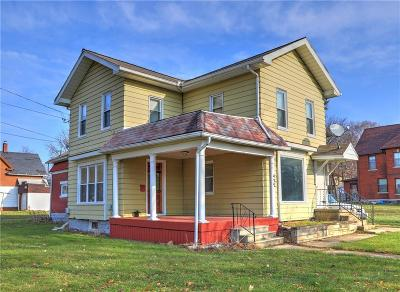 Jackson MI Multi Family Home For Sale: $70,000