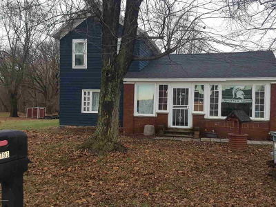 Branch County Single Family Home For Sale: 793 S Angola Rd