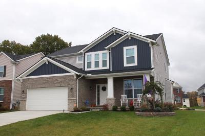 Washtenaw County Single Family Home For Sale: Joseph