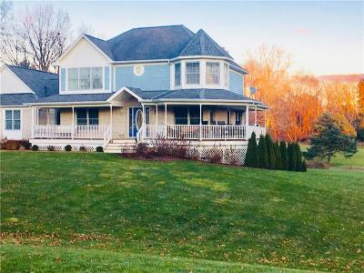Milford Single Family Home For Sale: 639 Peach Tree Ln