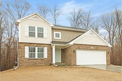 Belleville Single Family Home For Sale: 42826 Colonial Rd