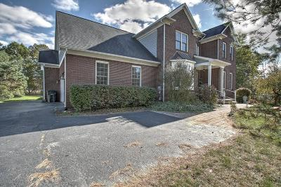 Single Family Home For Sale: 270 Lake Pines Dr