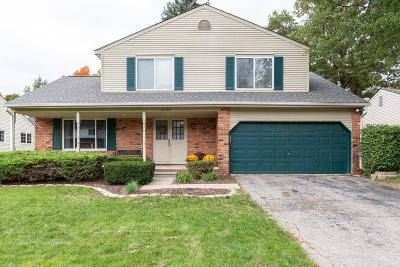 Wixom Single Family Home For Sale: 2008 Teaneck Cir