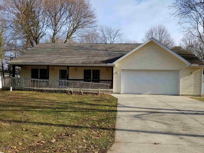 Hillsdale Single Family Home Contingent - Financing: 429 N West St