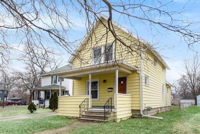 Jackson Single Family Home For Sale: 1704 E Ganson