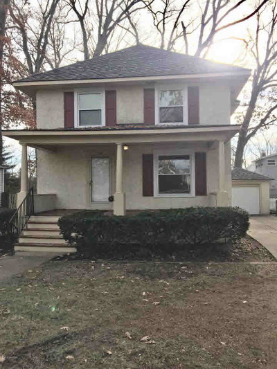 Albion Single Family Home Contingent - Financing: 704 E Erie St