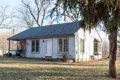 Onsted Single Family Home For Sale: 7681 Groger Rd