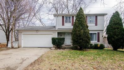 Ann Arbor Single Family Home For Sale: 2643 Foster Ave
