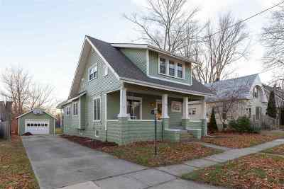 Lenawee County Single Family Home For Sale: 1139 College Ave