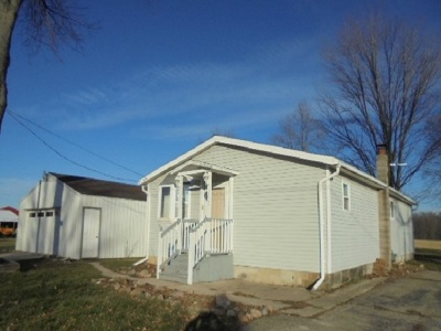 Lenawee County Single Family Home For Sale: 3621 Erie St.