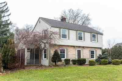 Lenawee County Single Family Home For Sale: 14 Scott Ct.