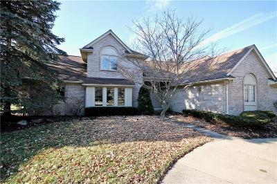 Northville Single Family Home For Sale: 951 Coldspring Dr