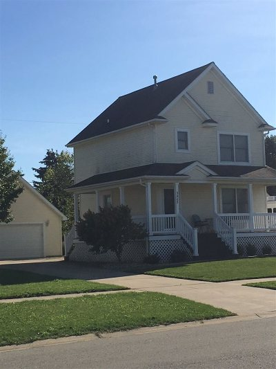 Lenawee County Single Family Home For Sale: 3665 Country Side
