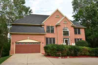West Bloomfield Single Family Home For Sale: 1651 Hiller Rd