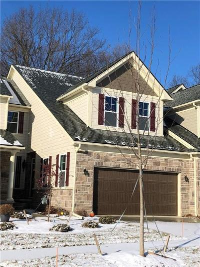 Ann Arbor Condo/Townhouse For Sale: 3026 N Spurway Dr