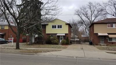 Oak Park Single Family Home For Sale: 24236 Coolidge Hiwy