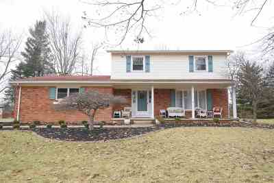 Gould Woods Single Family Home For Sale: 1865 Woodland Dr.