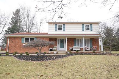 Gould Woods Single Family Home For Sale: 1865 Woodland Dr