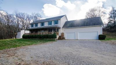 Chelsea Single Family Home Contingent - Financing: 17745 Cavanaugh Lake Rd