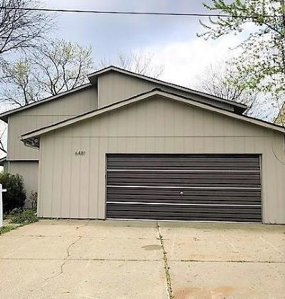 West Bloomfield Single Family Home For Sale: 6481 Walnut Lake Rd