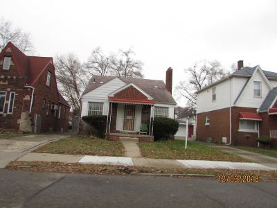 Single Family Home For Sale: 15721 Appoline