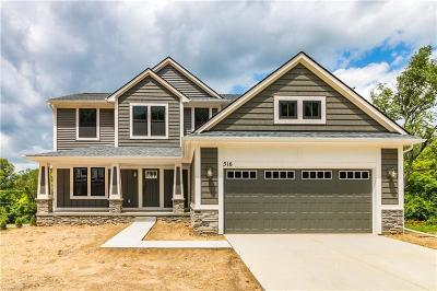 Milford Single Family Home For Sale: 508 Heritage Ridge