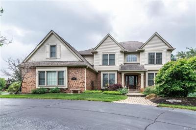 Milford Single Family Home For Sale: 3105 Exeter Dr