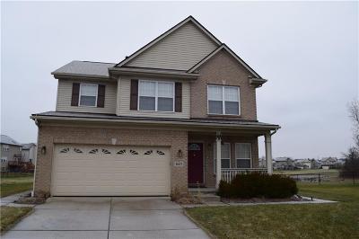 Washtenaw County Single Family Home Contingent - Financing: 8471 Preston Crt
