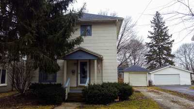 Lenawee County Single Family Home For Sale: 438 Cherry St