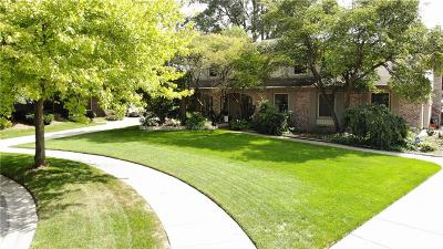 Livonia Single Family Home For Sale: 33407 Vargo Dr