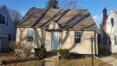 Single Family Home For Sale: 24128 Boston St